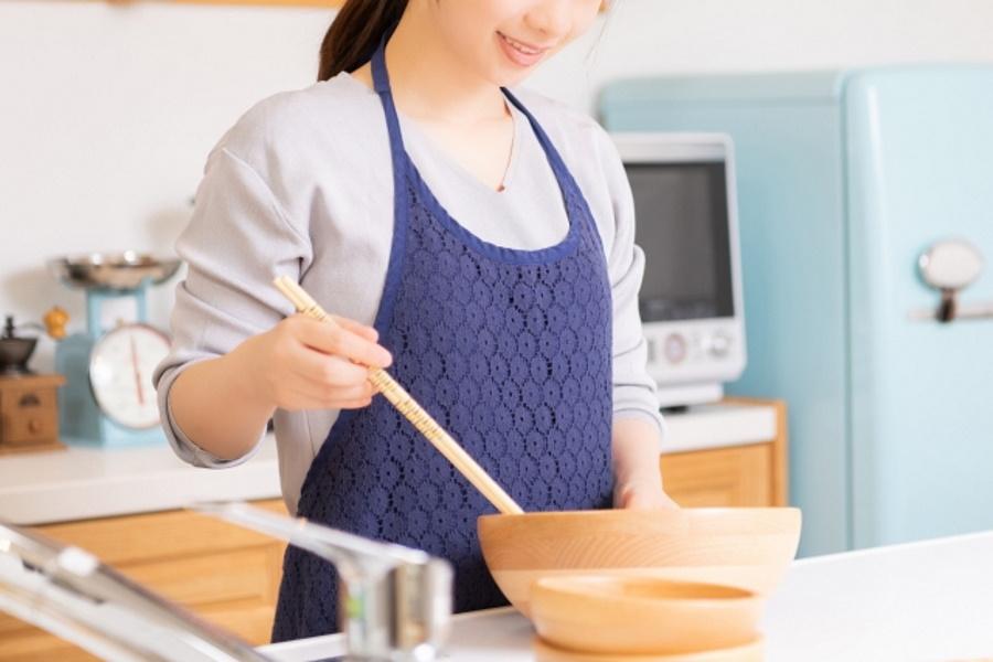 手作りご飯で貧血対策